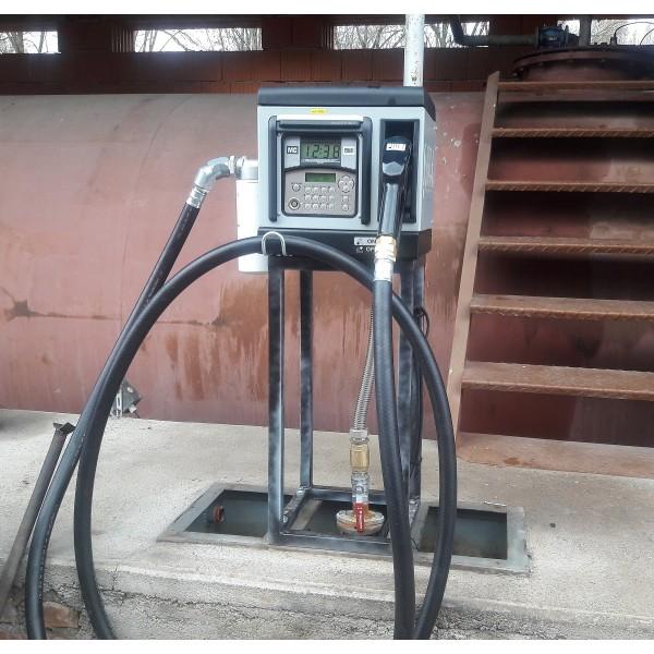 CUBE 70 MC 50 výdejní stojan na naftu PIUSI