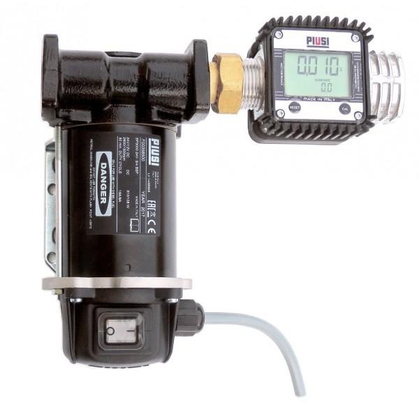 čerpadlo na naftu 24V i 12 V   BP3000 K s měřičem průtoku