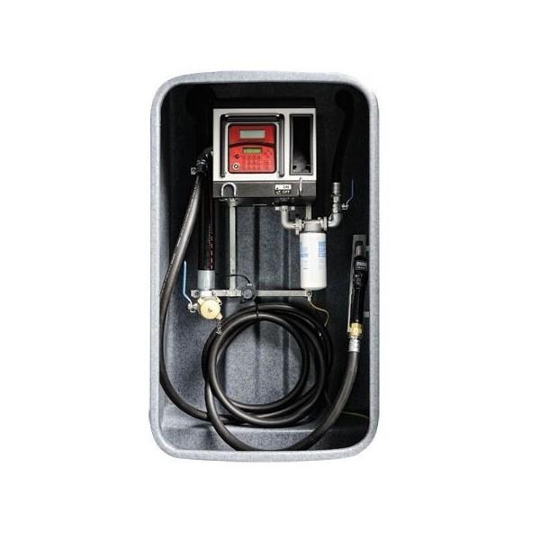 Plastová nádrž na naftu Fortis 5000 NC70 dvouplášťová