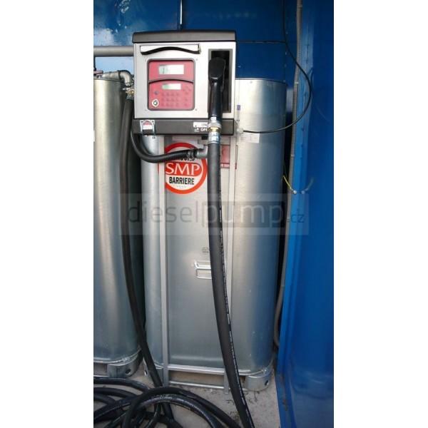 CUBE 70 MC 80 výdejní stojan nafta