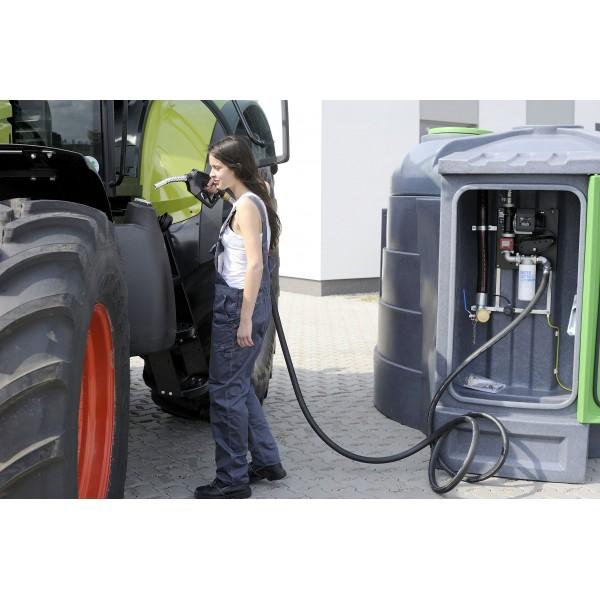 Fortis 5000 - nádrž na naftu dvouplášťová