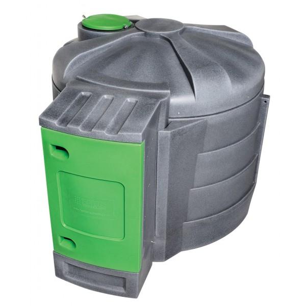 3000 Fortis - výdejní nádrž na naftu dvouplášťová