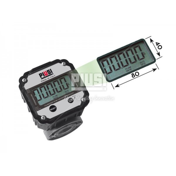 DIESELPUMP K600B 230V 72 l/min