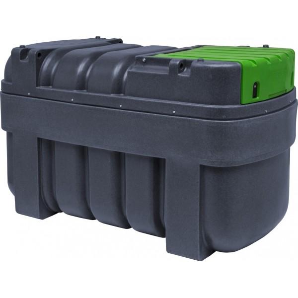 Fortis nádrž na naftu 2500 - dvouplášťová
