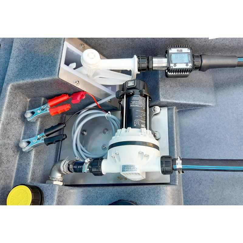 mobilní nádrž pro AdBlue Fortis 200 litrů  12 V   s měřičem