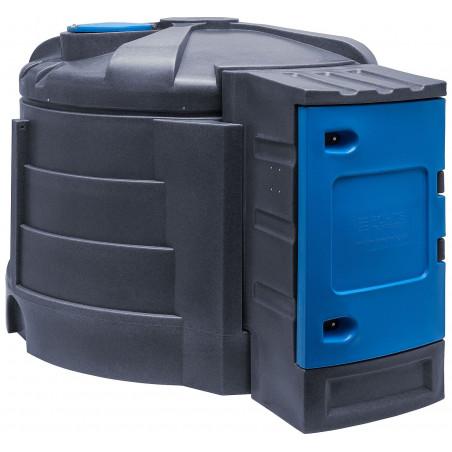 dvouplášťová nádrž AdBlue 5000 litrů vybavená pro výdej