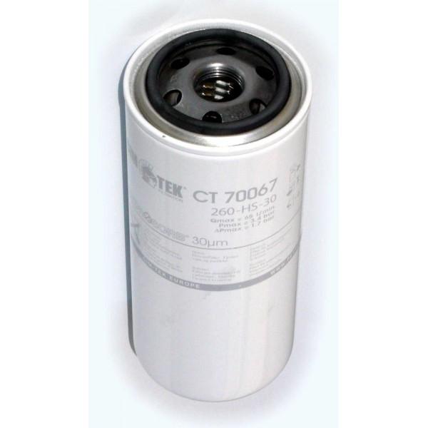 filtr na naftu 30 mikrometrů s absorpcí vody